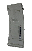 MagPul PMAG Magazine AR 15/M4 30-Rd Mag Level Window FOL GREEN