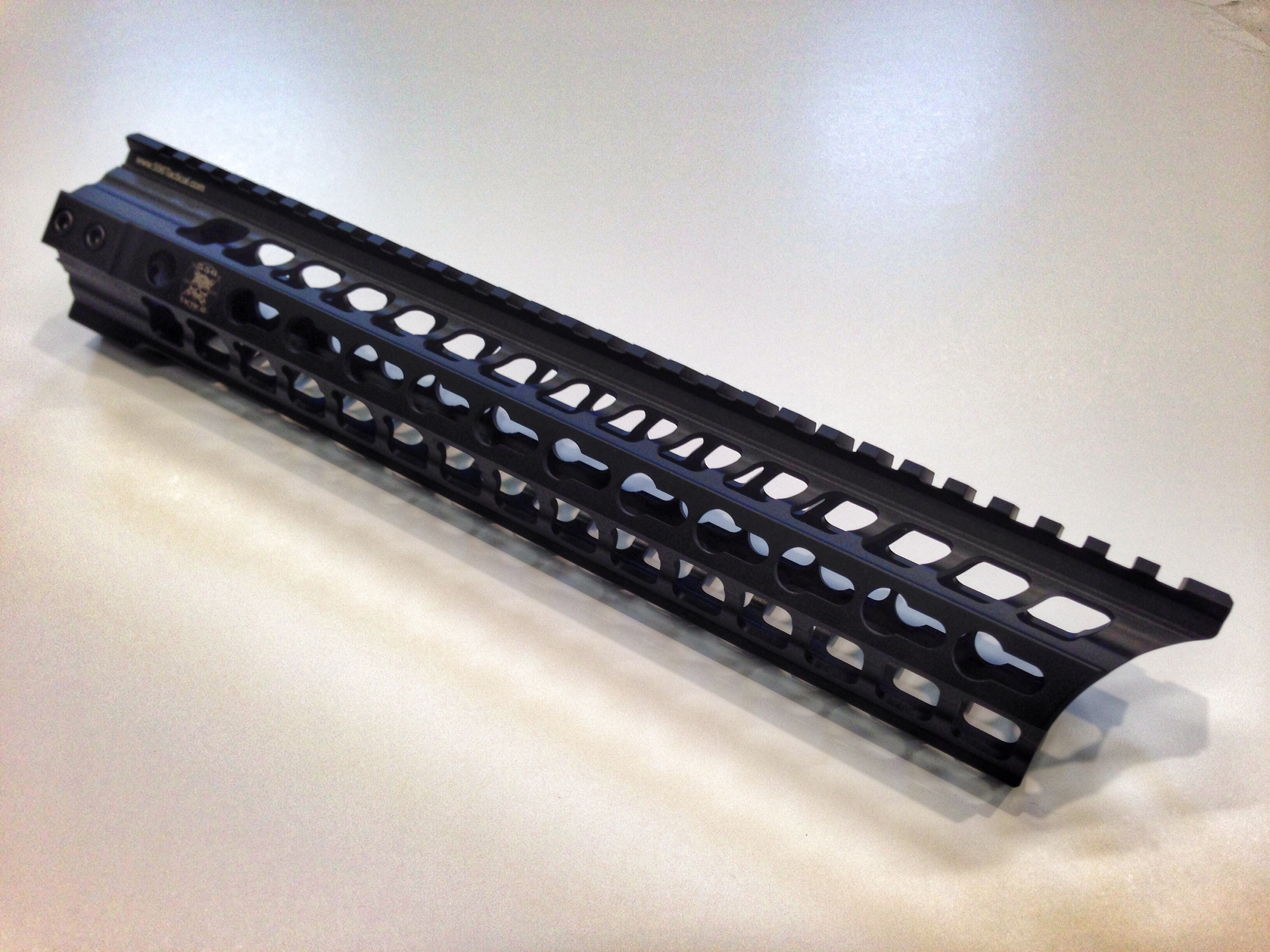 556 Tactical KEYMOD Stryke Rail Series 12.1 inches