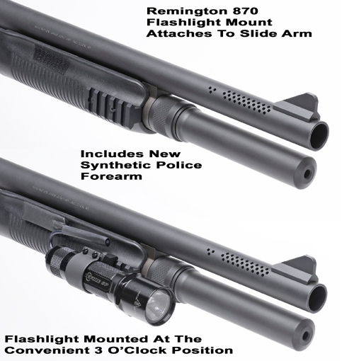 What Is The Best Tactical Light For Remington 870 Shotgun
