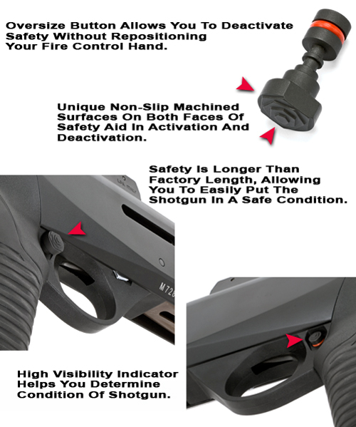GGG Enhanced Benelli Safety