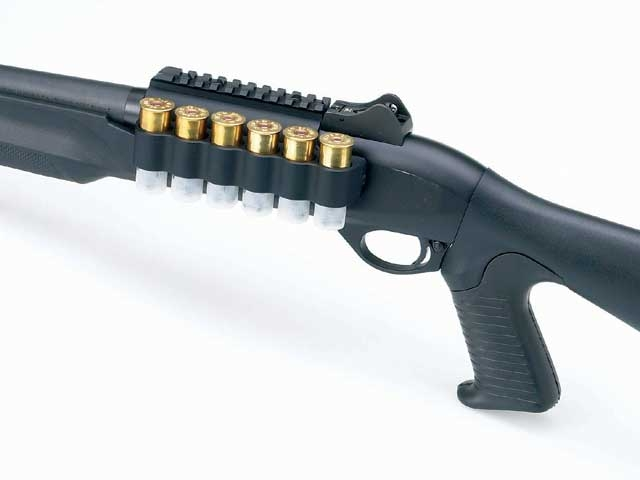 Mesa Tactical Rail and SureShell Carrier for M4 Benelli Shotguns