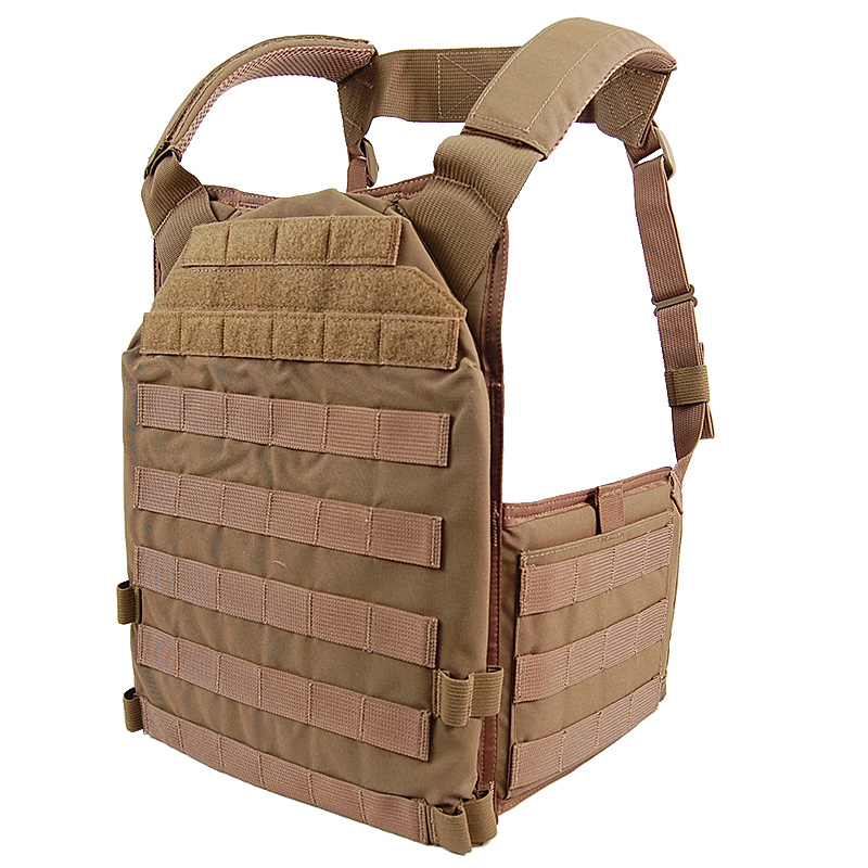 Desert Tracker Plate Carrier MOLLE (DTPC) by US Palm