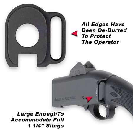 GG&G Mossberg 590 Single Point Rear Sling Attachment