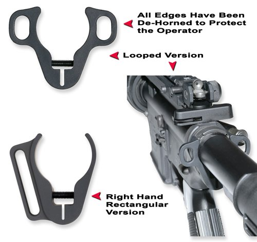 GG&G AR Agency Sling Adapters