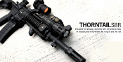 Thorntail SBR Offset Adaptive Light Mount