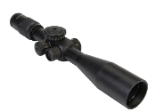 U.S. Optics LR17 Rifle Scope w/ MIL GAP Reticle 3.2-17x44mm FFP