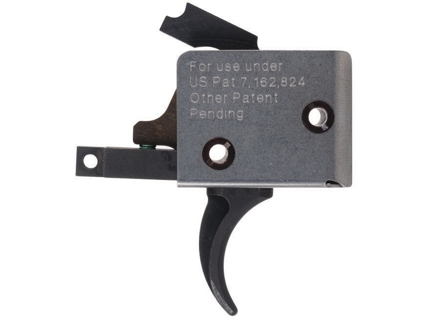 CMC Triggers 3-3.5 lb Pull CURVED Trigger