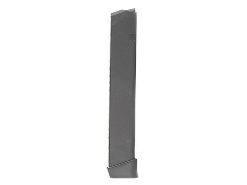 Glock 33-Round High Capacity Extended 9mm Magazine