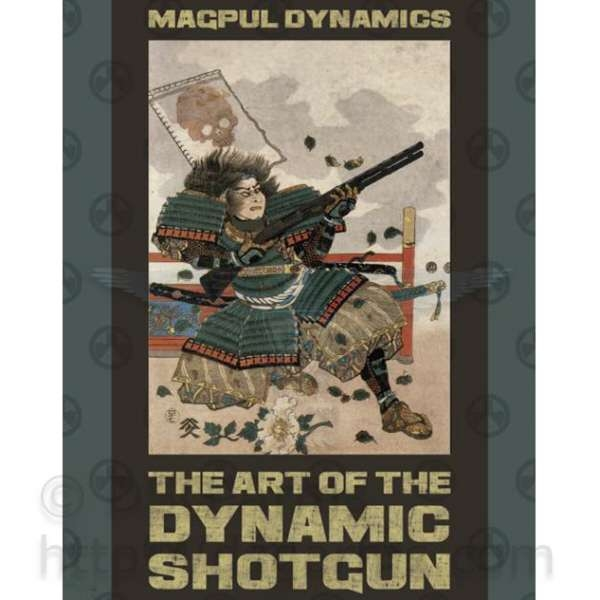 Magpul Dynamics The Art of the Dynamic Shotgun, 3-Disc DVD Set