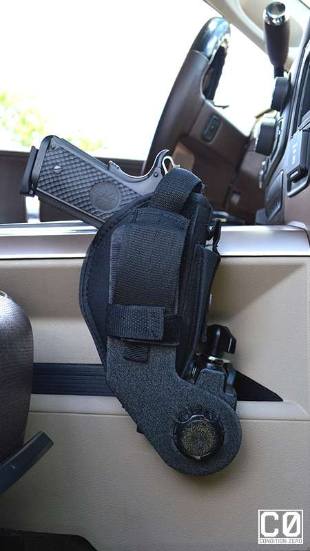 Pistol Clamp Mount
